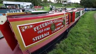 SOLD - Yarwood, Stunning 66' 2012 Steve Lambon Tug style narrowboat