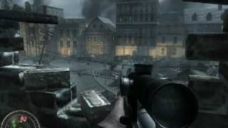 Call of Duty 5 World at War Walkthrough 4 Vendetta Veteran