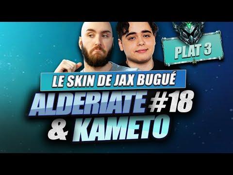 Vidéo d'Alderiate : [FR] ALDERIATE & KAMETO - JAX VS RENEKTON - PATCH 9.14 - JE TROLL UN PEU L'EARLY