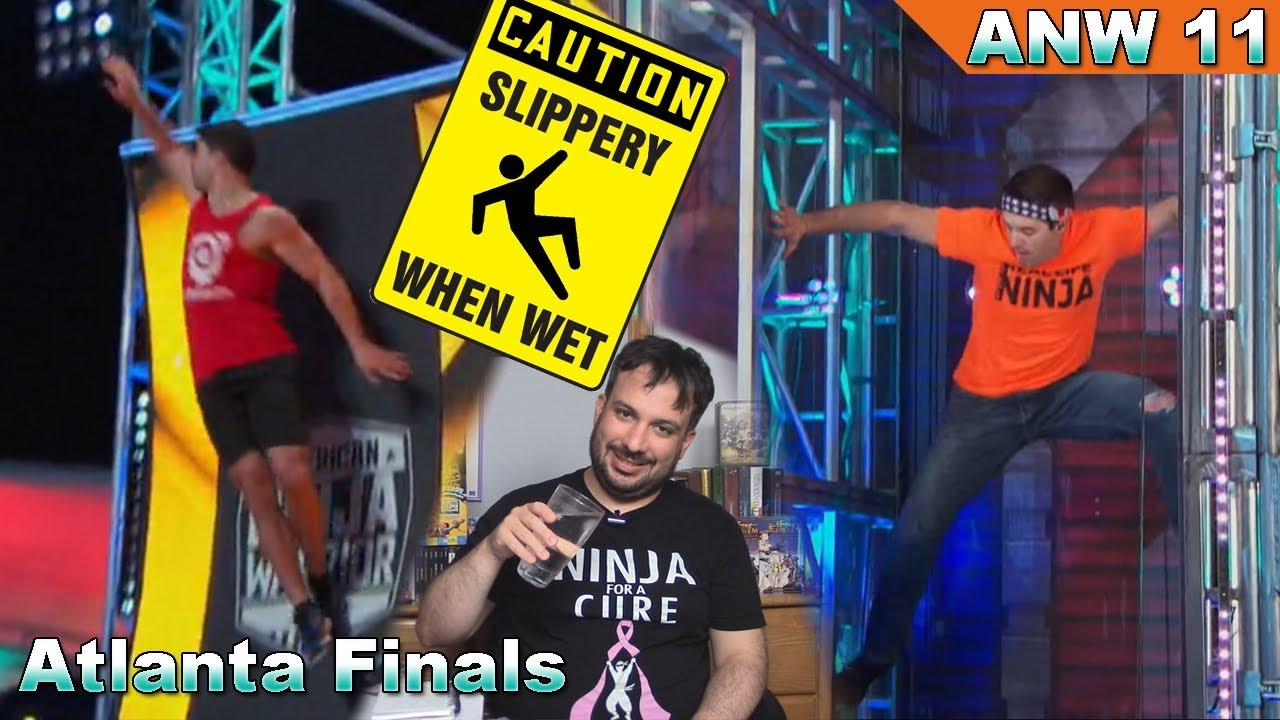 Atlanta Finals - American Ninja Warrior 2019 Review