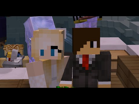 The Best Ever Minecraft Wedding