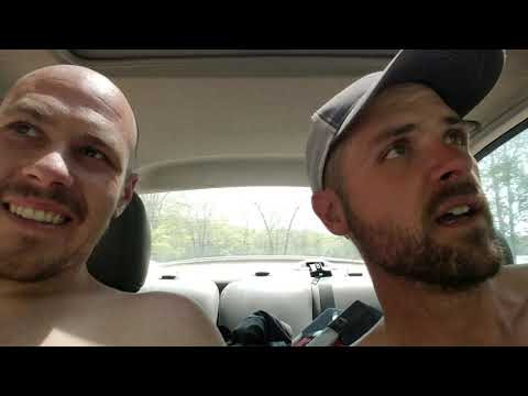 Joe and steve lost in the woods lol