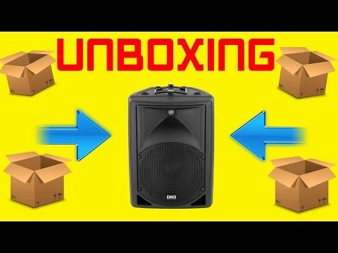 Unboxing Cassa AMPLIFICATA                      Parte 2/2  NATALE