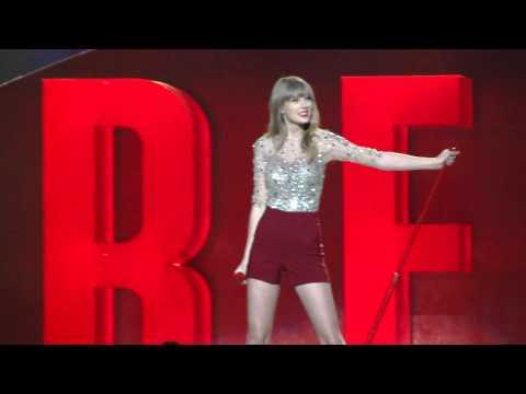 Taylor Swift  State of Grace  Z100 Jingle Ball 2012 HD