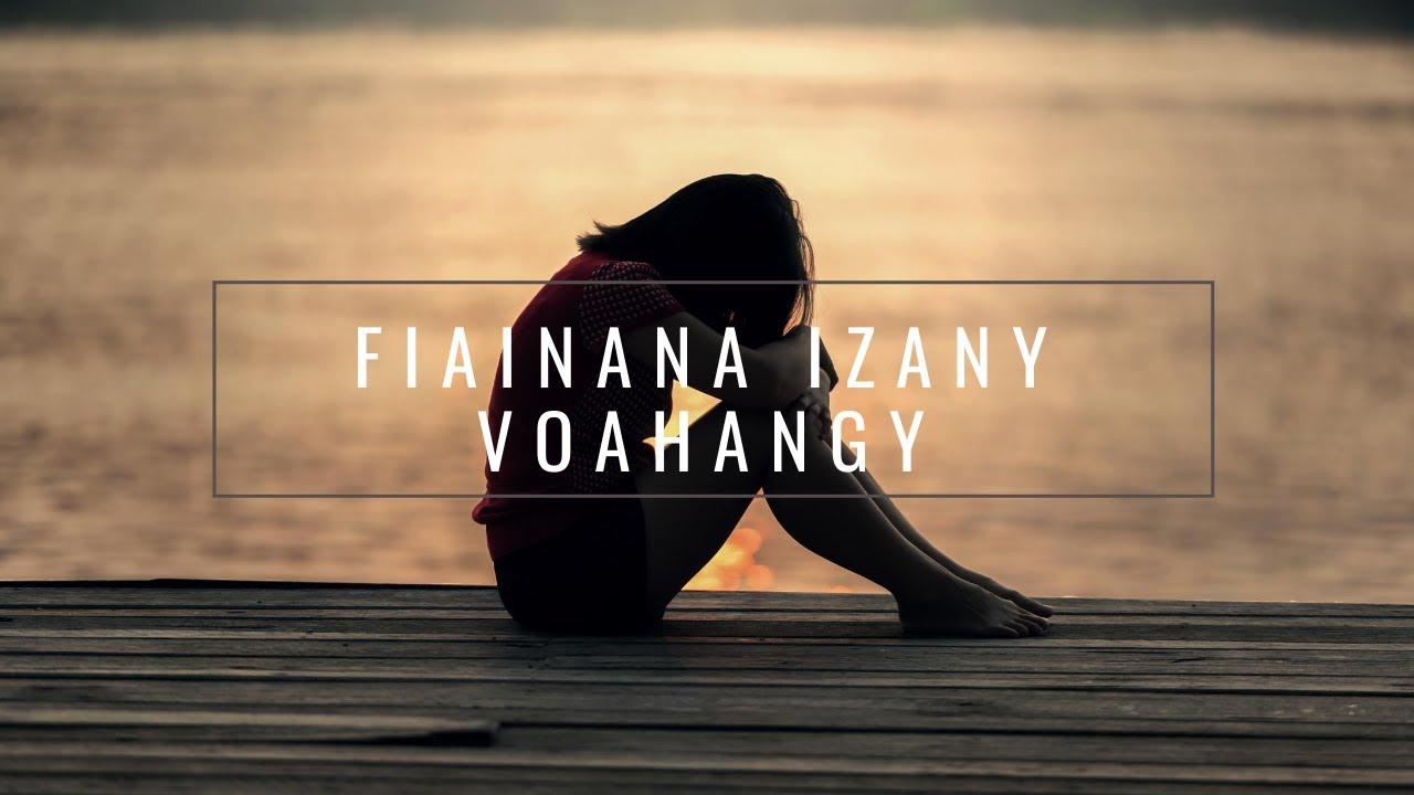 IZANY TÉLÉCHARGER VOAHANGY FIAINANA