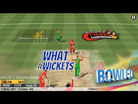 WCC2 Update 2018 | How to get Quick wickets | World Most Popular Cricket Games | Creative Tutorials