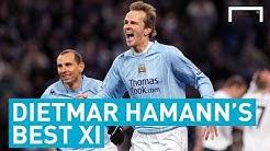 Best XI - Dietmar Hamann