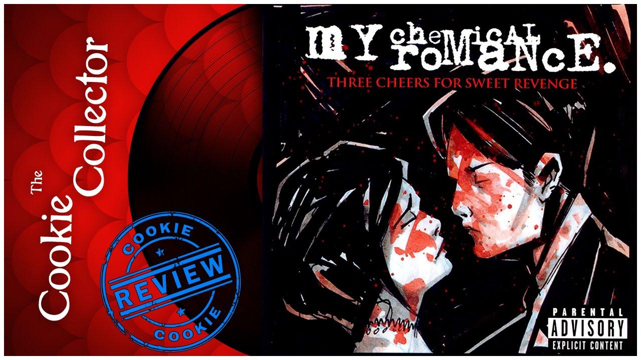 My Chemical Romance - Three Cheers For Sweet Revenge ALBUM ...
