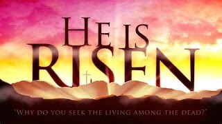 April 2015 Meaning of Easter Jesus has Risen from the dead Jesus is Alive