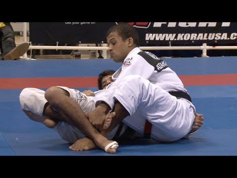 Bruno Malfacine VS Felipe Costa /World Championship 2009