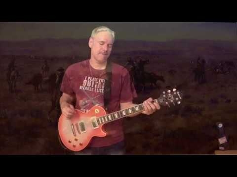 The Sheriff - Instrumental Blues Rock