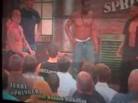 Jerry Springer Erwachsenenvideo