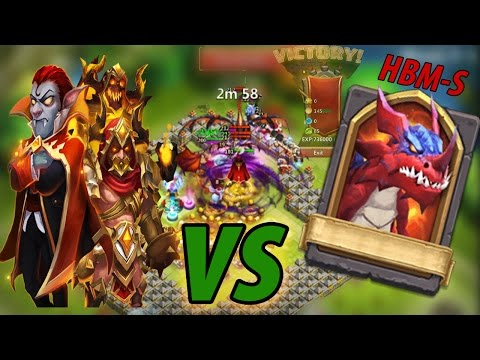 GRIMFIEND & VLAD SOLO HBM S!!! (REWARDING VICTORY!!!) -CASTLE CLASH