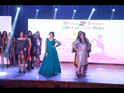 Mrs. India's Super Model (Western Round) | Step2Step Dance Studio | Choreography By Yatin Gupta