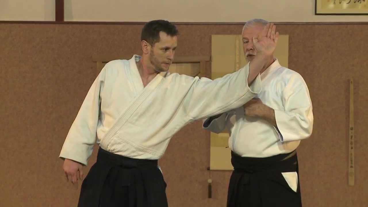 Atemi et distance - Aikido Kobayashi
