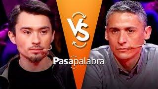 Pasapalabra | Nicolás Gavilán vs Emilio Araneda