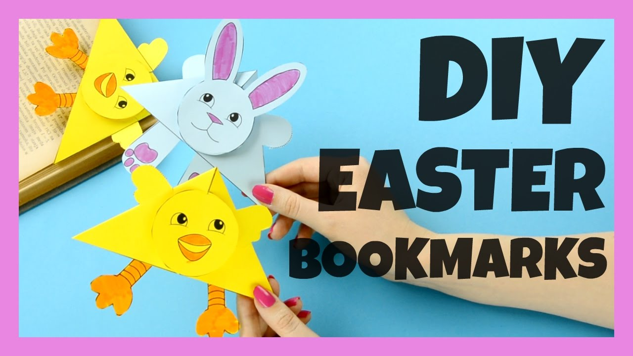 easter bunny corner bookmark easter and bunny corner bookmarks corner bookmark 4298