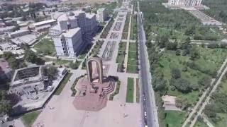 Circling around Tajikistan
