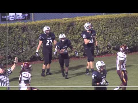 American Heritage Delray Vs Glades Central High School Football Highlights 9/12/2013