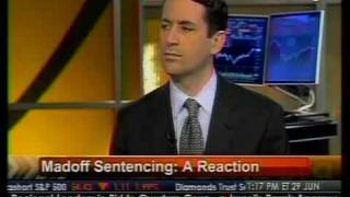 More Insight - Madoff Sentencing - Bloomberg