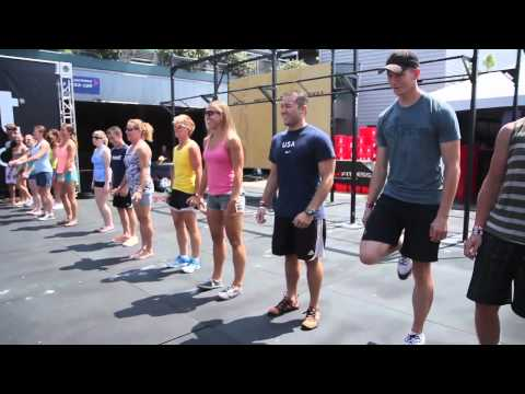 CrossFit - The CrossFit Experience With Brian MacKenzie