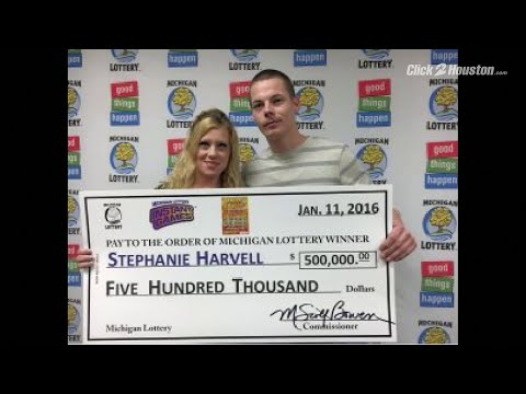 Couple arrested years after lottery win