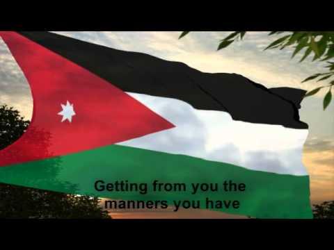 The Jordanian National Anthem