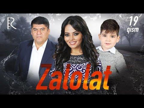 Zalolat (o'zbek Serial) | Залолат (узбек сериал) 19-qism #UydaQoling