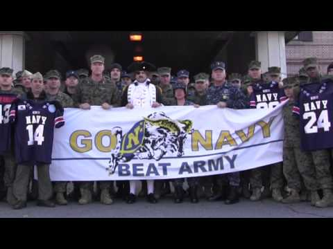 U.S. Navy and Marine Corps Republic of Korea - Go Navy Beat Army