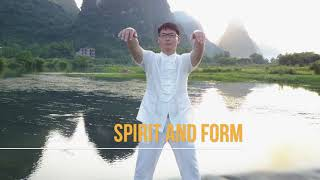 Chen Style TaiChi Demonstration - Master Ping