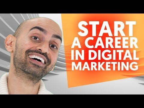 How to Start A Career in Digital Marketing in 2021 | Digital Marketing Training by Neil Patel