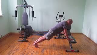Урок №12.Силовая гимнастика для дачников.