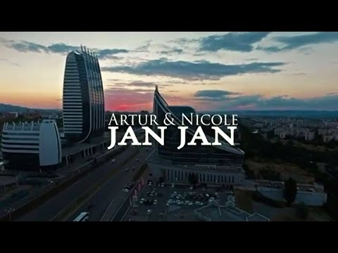 Artur Nadosyan feat. Nicole - Jan Jan / 2017 /