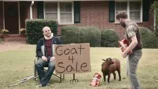 2013 SuperBowl XLVII Doritos Goat 4 Sale Commercial