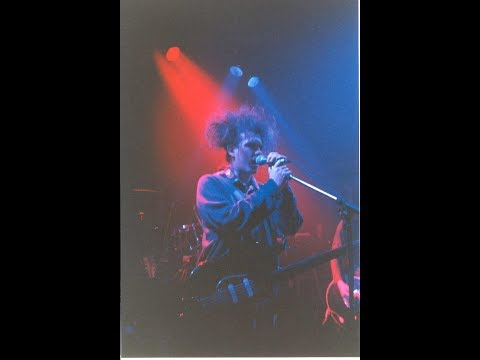 The Cure 1991 Full VHS Video Secret GIG!  Town and Country Club II, London,