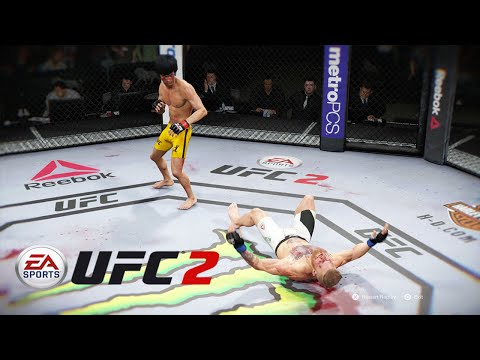 ufc 2 bruce lee  bloody knockouts greatest fights