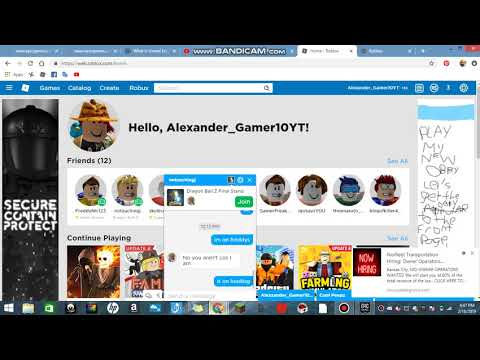 How To Get Free Robux (Inspect Element)