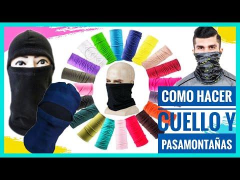 COMO HACER CUELLO