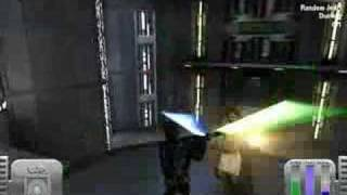 OJP test duel (Open Jedi Project enhanced v 0.1.0)