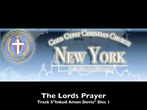 "Gods Gypsy Christian Church Steve Miller NEW CD ""The Lords Prayer""  Disc 1 Track 5"
