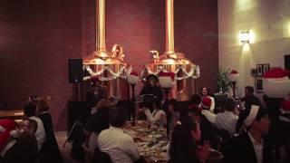 12/23/2016 KIRIN SVB横浜 クリスマスイベント Masa ボーカル Vocal 斎...