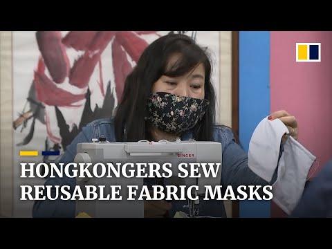 Hongkongers make reusable