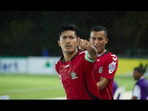 Afghanistan vs Turkmenistan: AFC Challenge Cup 2014 (Full Match)