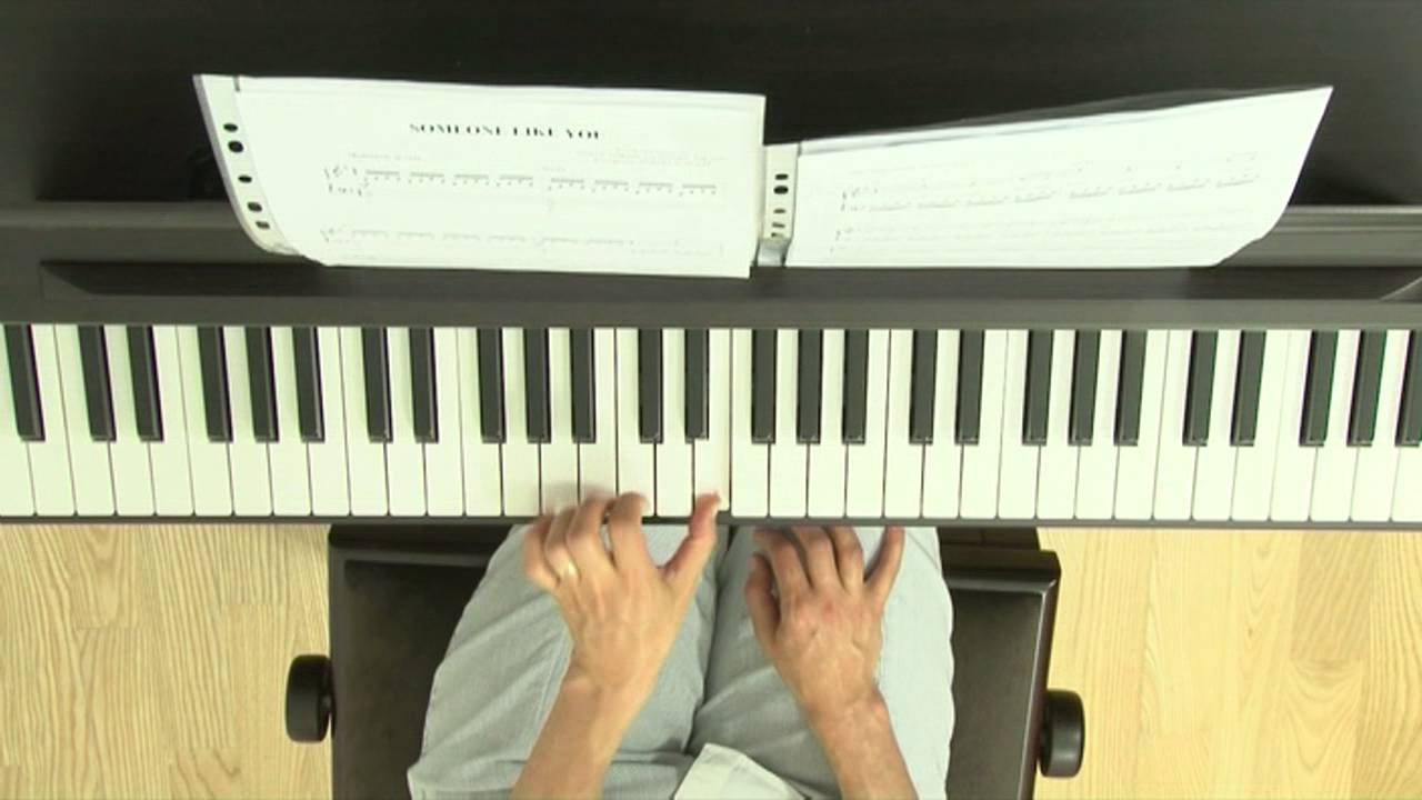 Someone like you piano tutorial adele youtube someone like you piano tutorial adele baditri Image collections