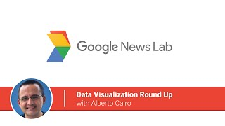 News Lab Data Visualization Round Up with Alberto Cairo July 2016