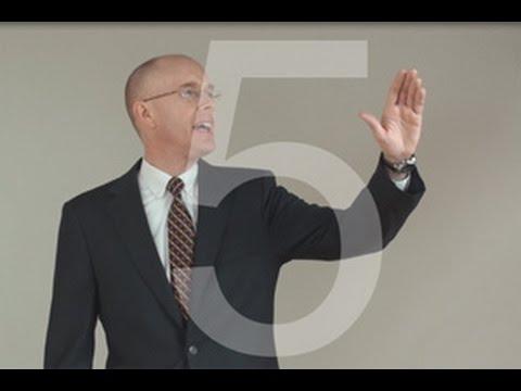 Rhetorik-Tipp: Körpersprache: Wohin mit den Händen?