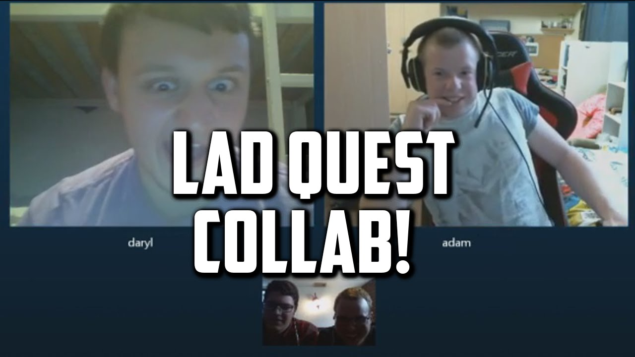 Collaboration video with Lad Quest! - YouTube