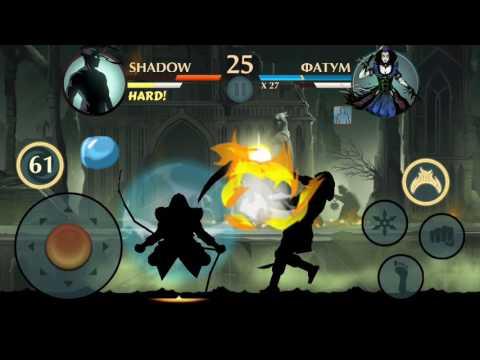 Shadow Fight 3 - Прохождение #1 - Sarge - Gizma... Обучение
