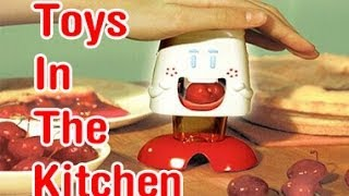 Toys In The Kitchen - Christmas Products