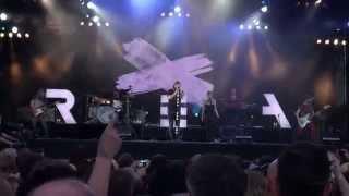 Rea Garvey - live - 1/3 - Donauinselfest 2013
